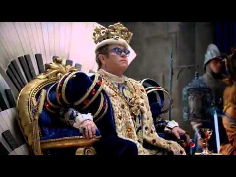 Teacher Eliot L 11 - Elton John & Melanie Amaro's Super Bowl Pepsi Commercial.